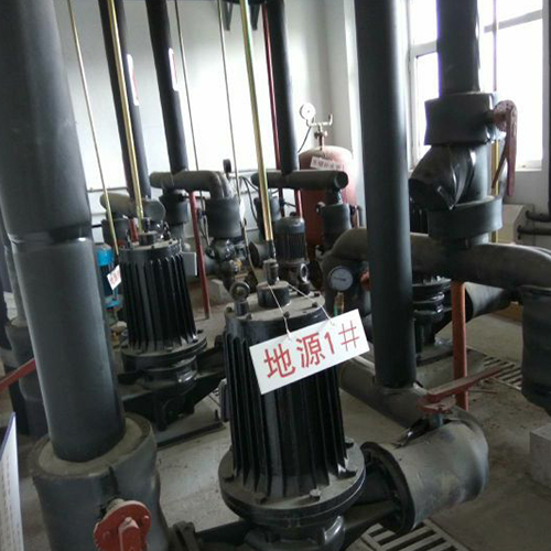 地源热泵维修