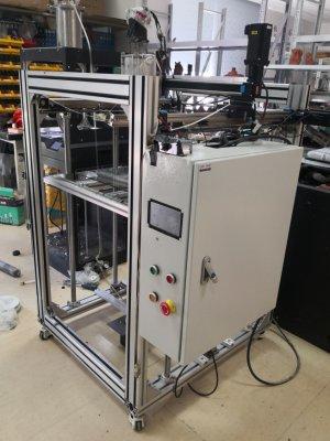 ZCC_h5080 混凝土打印机