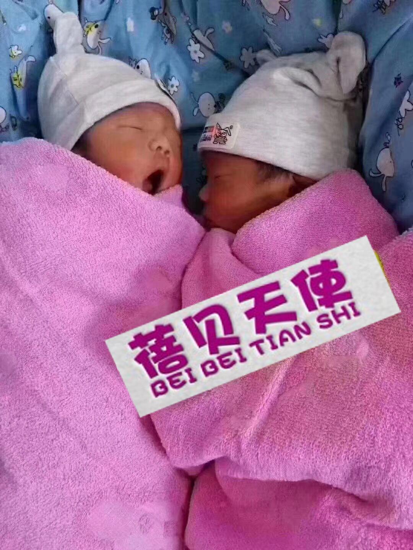 几年难得一遇!单卵分裂双胞胎,...
