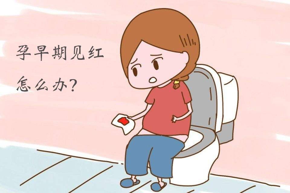 蓓贝天使:试管婴儿助孕时孕早期见红怎么办?