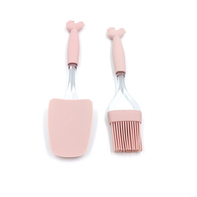 New age products barbecue tool food silicone baking brush,BBQ used silicone brush