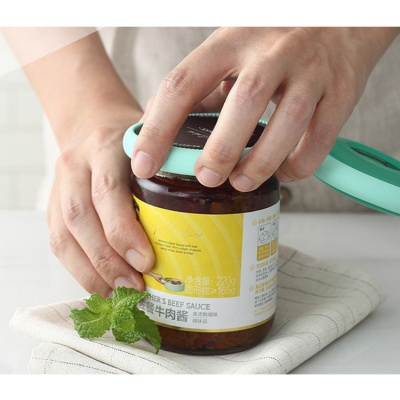 silicone stainless steel popular can opener