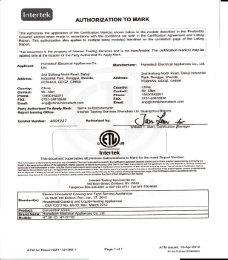 美国ETI认证