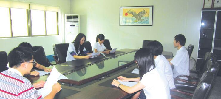 公司聘请的专家培训 (2)