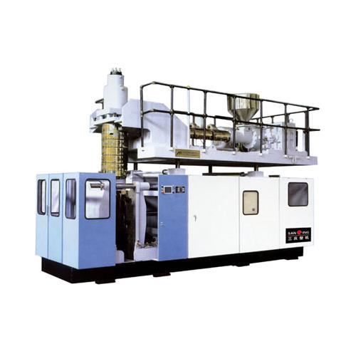 SQ60L Storage Type Hydraulic Hollow Blow Molding Machine