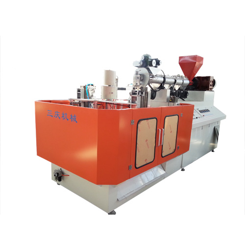 SQ-9 small pipe blowing machine range up to 1 meter