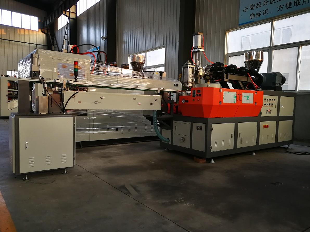 SQ-6-2 Rotary Blow Molding Machine
