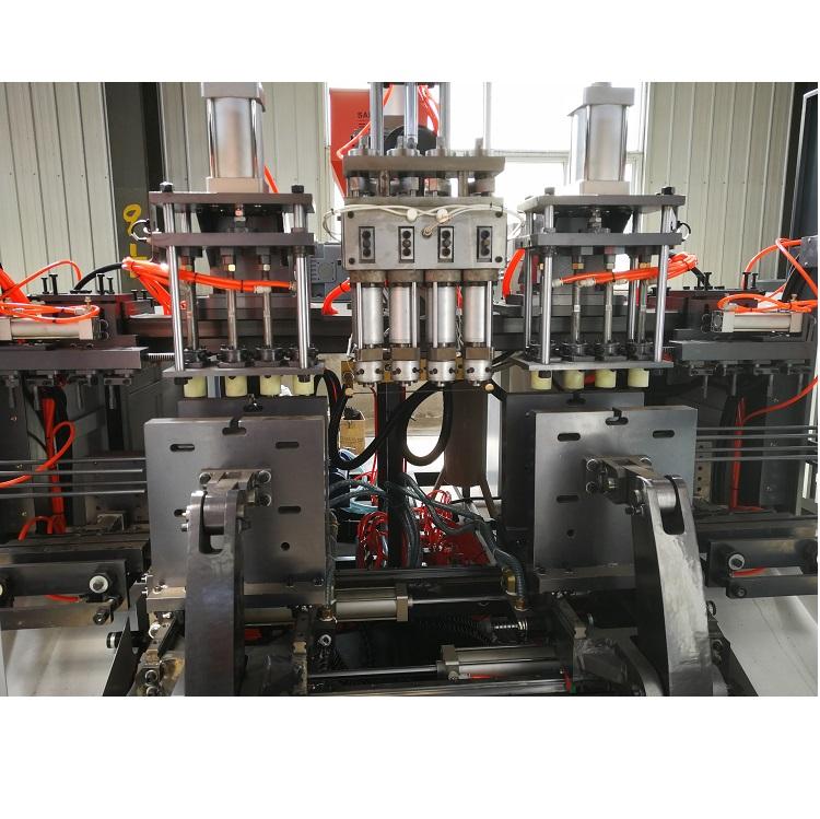 SQ-5 Seaball Blow Molding Machine