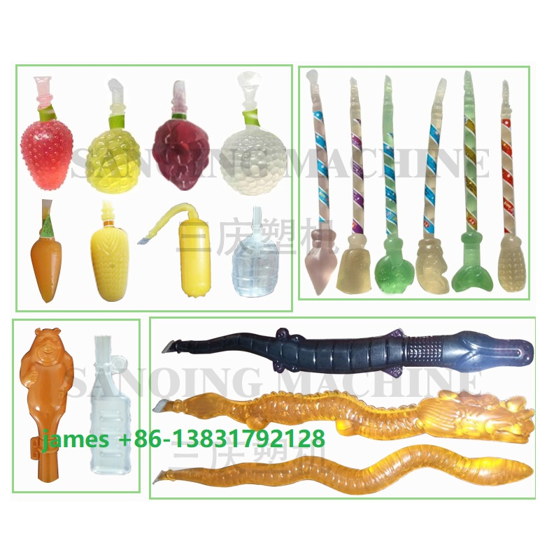 ice lolly bottle blow molding machine