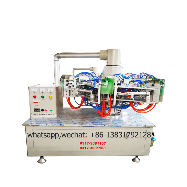 ice lolly bottle tube blowing machine
