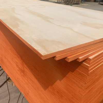 STRUCTURAL PINE C/D PLYWOOD