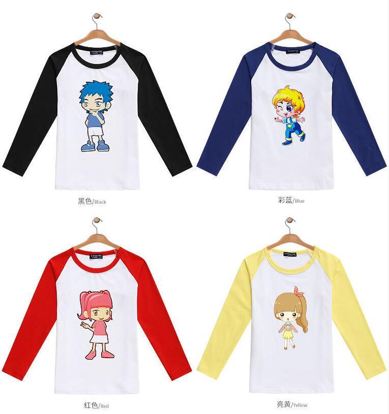 订做文化衫款式展示 (2)