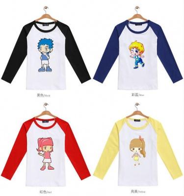 訂做文化衫款式展示 (2)