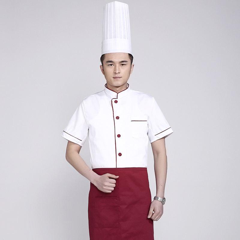 厨师工作服定做