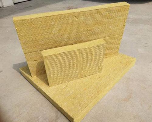 岩棉外墙保温板