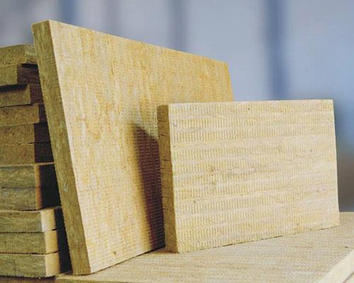 复合防火岩棉板