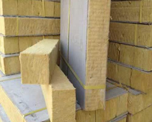 复合岩棉复合板