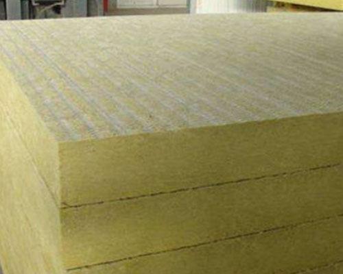 岩棉复合板保温