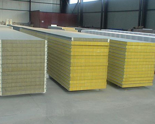 岩棉夹芯板墙板