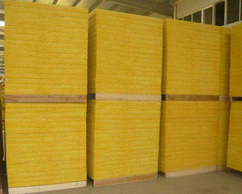 玻璃棉板保温板
