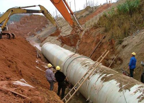 工业化工专用螺旋钢管应用