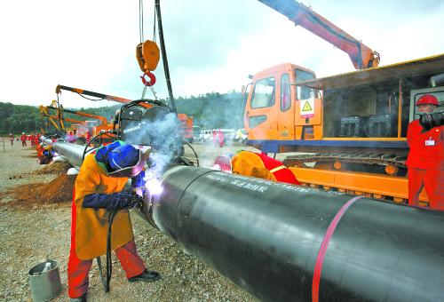 石油螺旋钢管