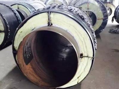 保温螺旋钢管