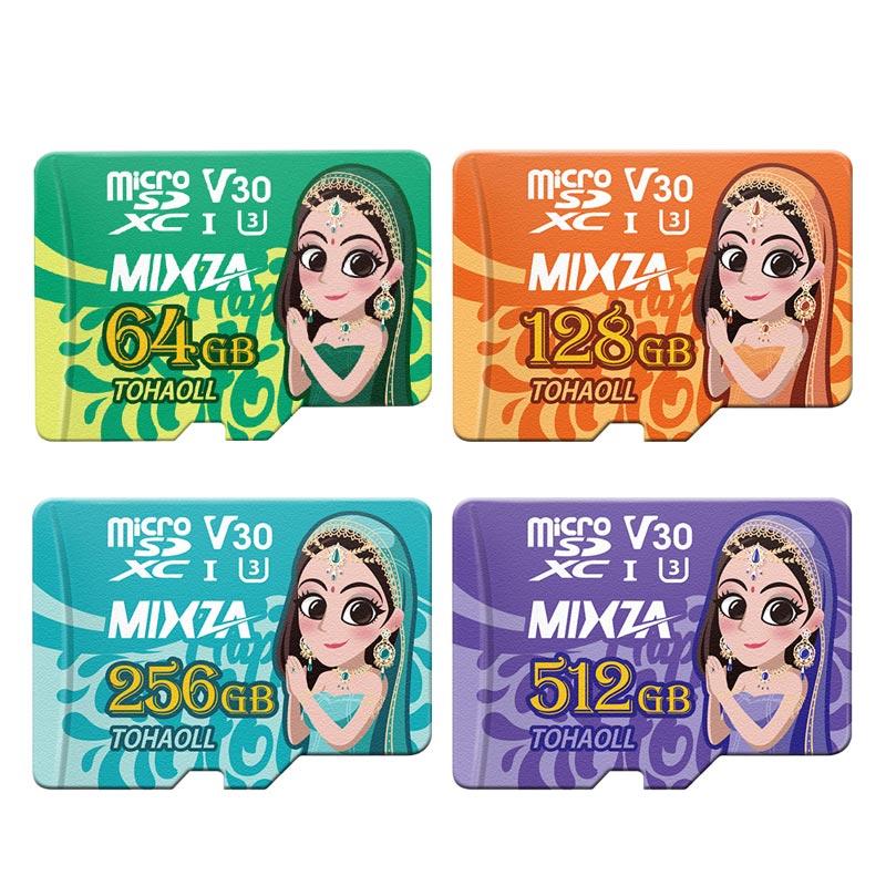 MIXZA India Goddess Memory Card