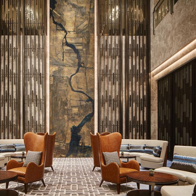 17.酒店特色 - 墙壁