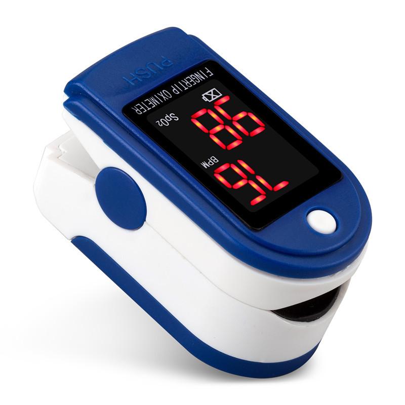 MQ低价质量稳定数码显示指夹式血氧仪Finger Pulse Oximeter LED