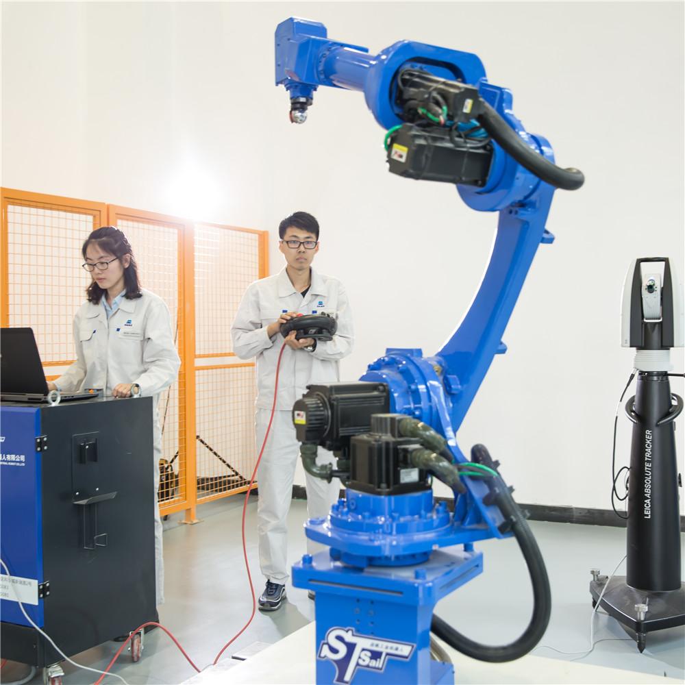 机器人整机测试