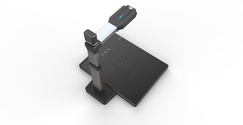 K1020AF系列(可扩展500万/1000万/身份证/指纹仪/磁条卡)