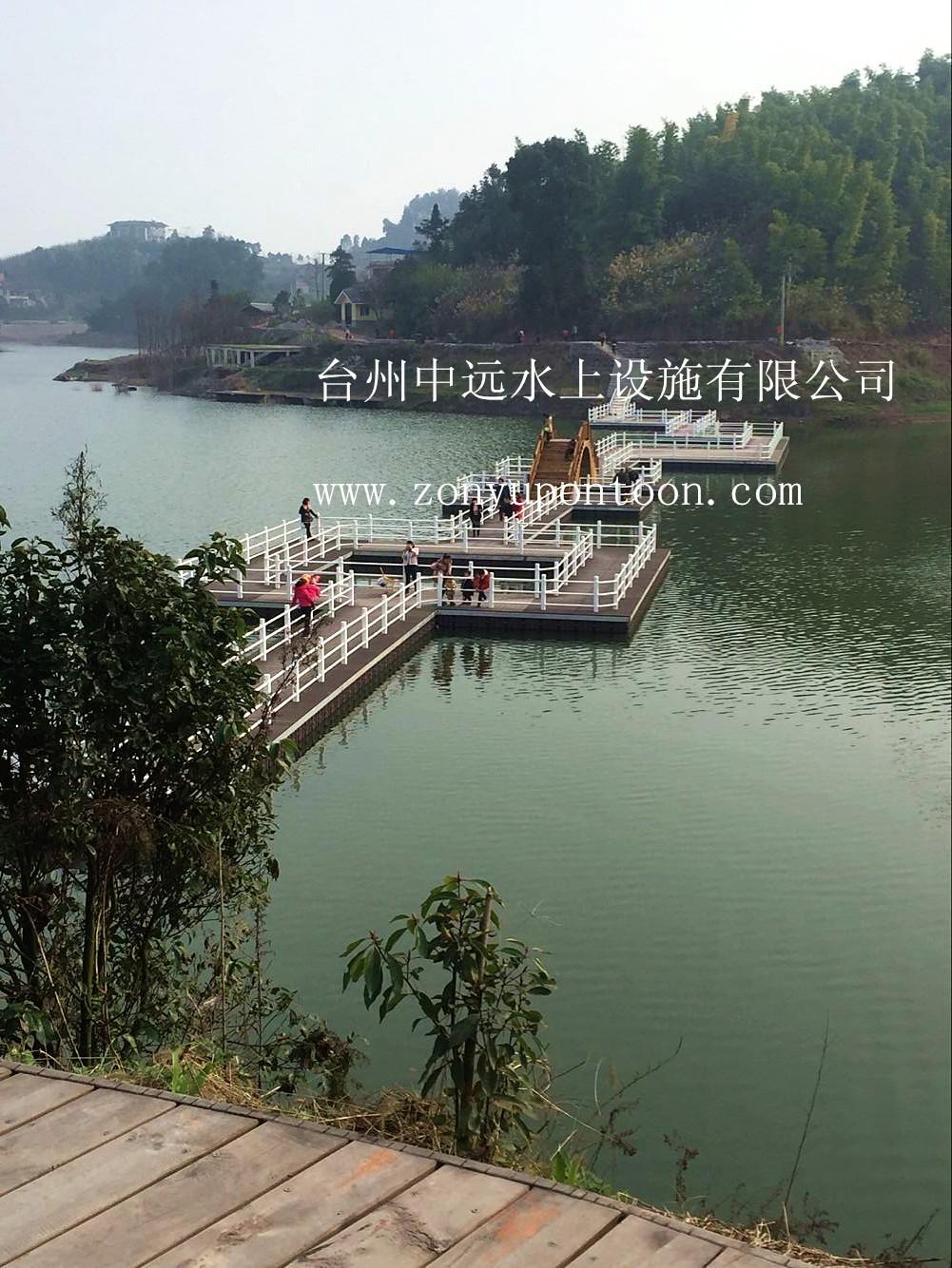 Two chongqing scenic spot po...