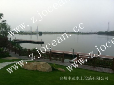 Shaoxing property supporting the dock