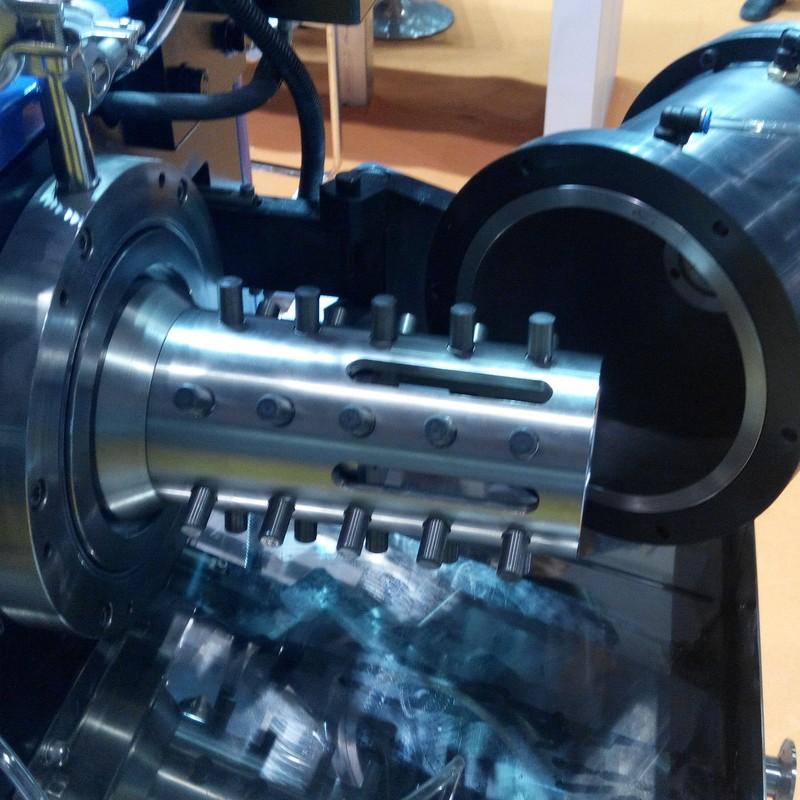 Pin Rod Horizontal Bead Mill