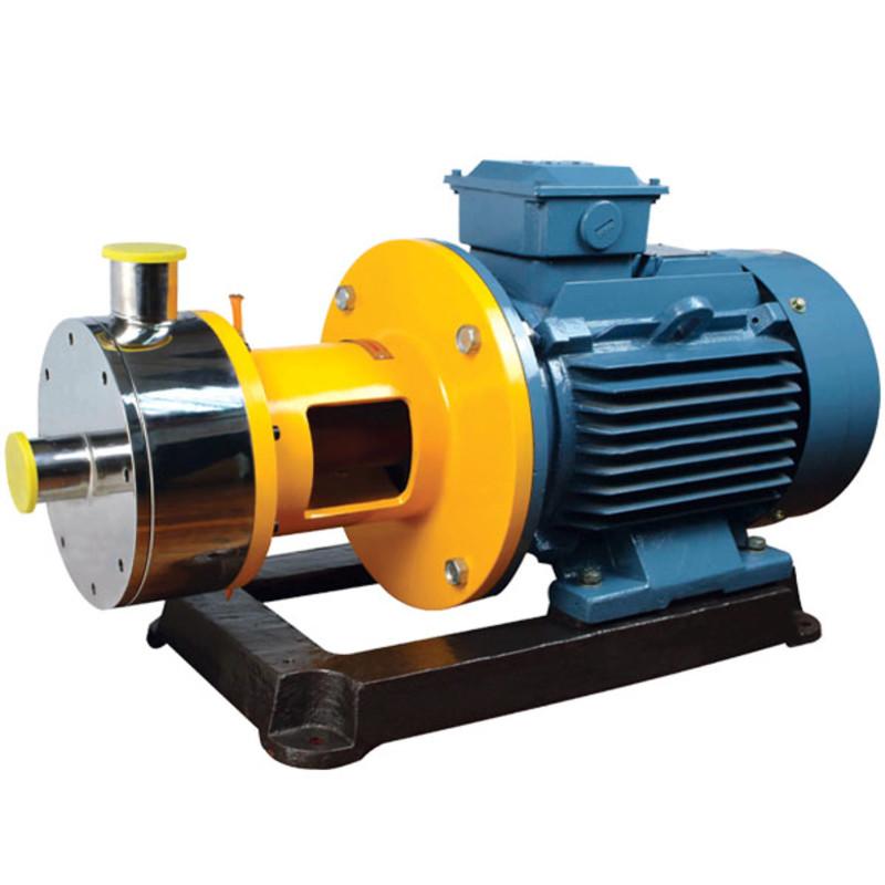 Inline Emulsifying Pump