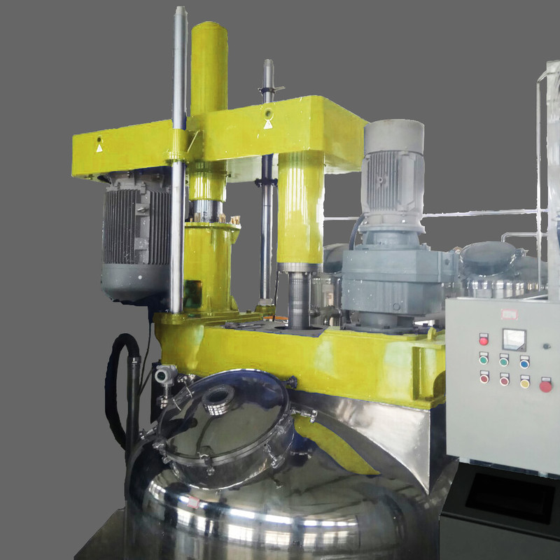 Multi Functions High Speed Dispersing Vessel