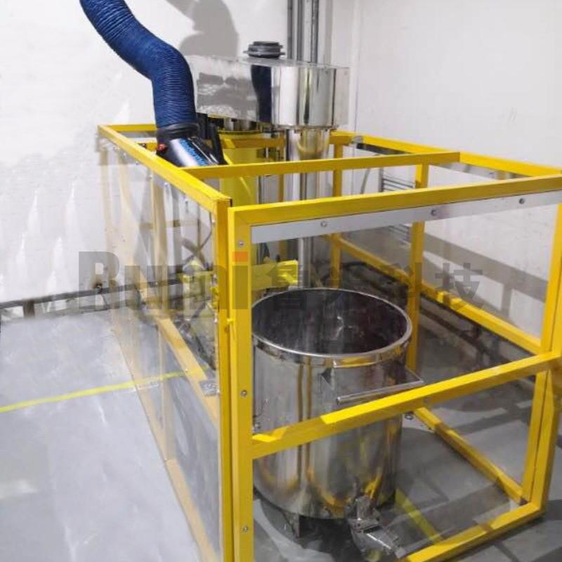 Hydraulic Lift High Speed Disperser