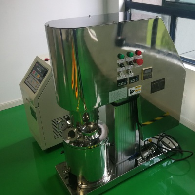 Electric Lift Emulsifier (Pilot Production)