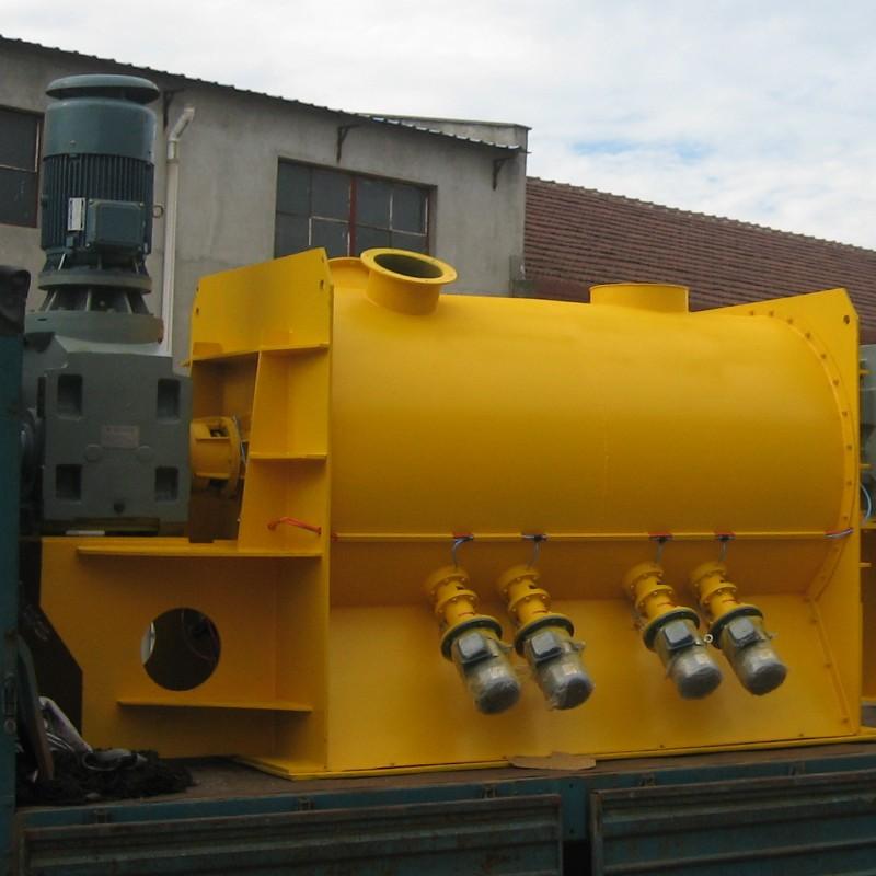 Horizontal Plough Mixer