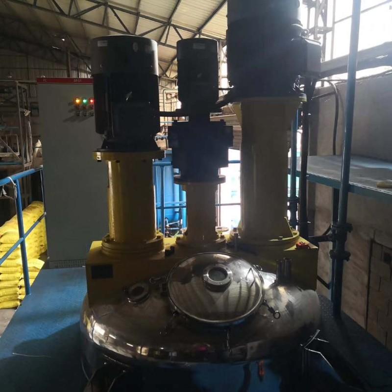 Waterborne Polyurethane Complete Equipment