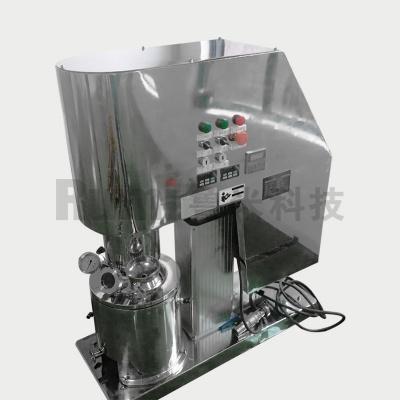 Electric Lift Emulsifier (Pilot Production)