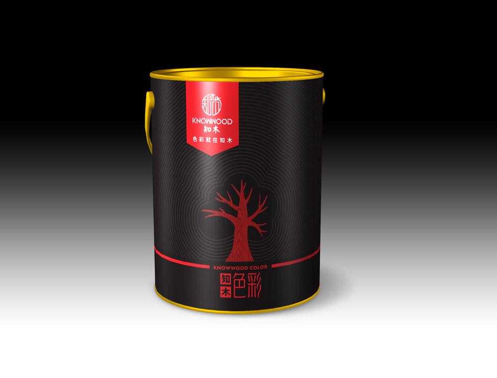 品牌整合-知木包装