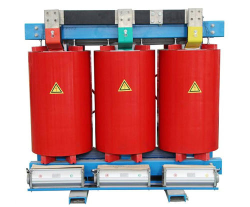 Dry Transformer Cooling