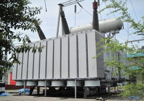 Forced Oil Air Cooling System For Transformer