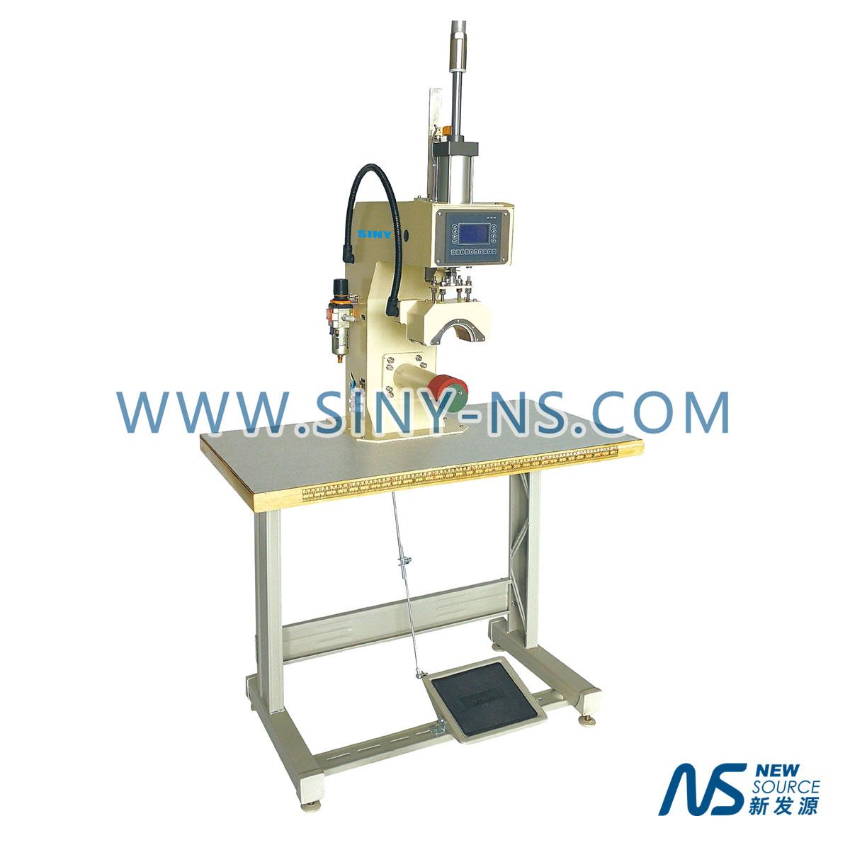 弧形热压机-SLC-R40