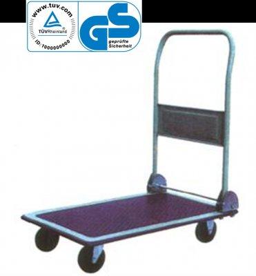 Folding Flatbed Trolley
