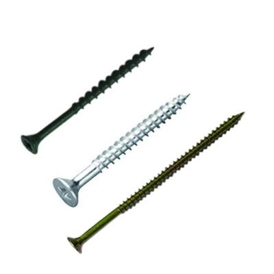 Chipboard Screws - Single Thread