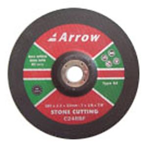 Depressed centre cutting discs (T42)