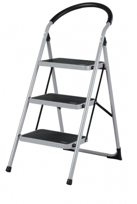 Step Ladders - 3 Tread